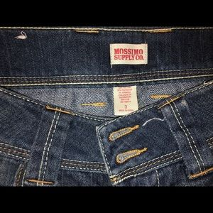 Mission denim shorts size 3